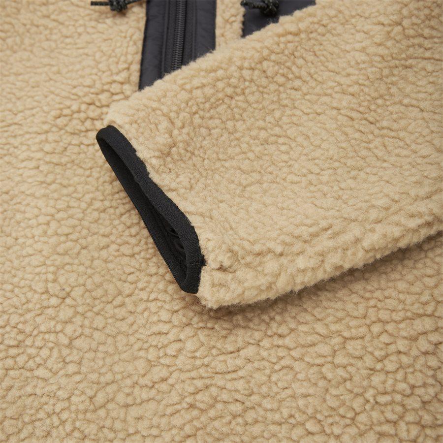 PRENTIS PULLOVER I027123 - Prentis Pullover Jacket - Jakker - Regular - DUSTY H BROWN - 6